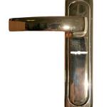 ручка дверная устаревшая медь