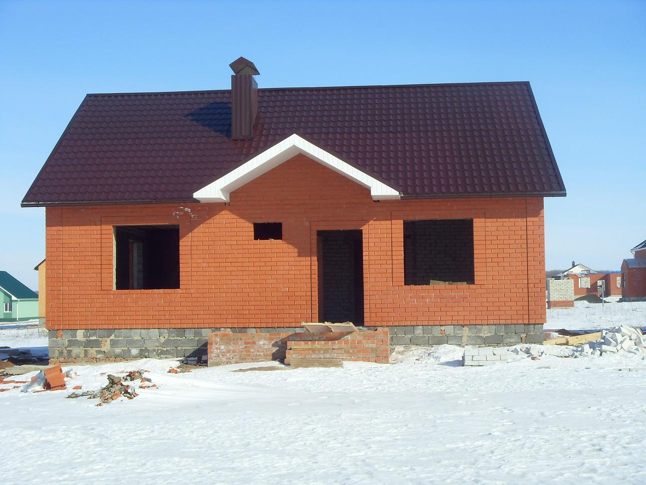 строительство домов быстро и качественно